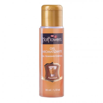 Gel Comestível Aromatizante Hot - Amarula - 35ml