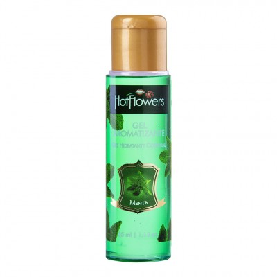 Gel Comestível Aromatizante Hot - Menta - 35ml