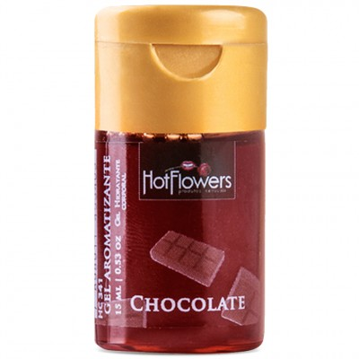Gel Comestível Aromatizante Hot - Chocolate - 15ml