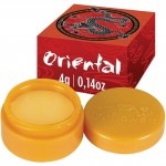Oriental Creme de Massagem Unissex - 4g - Hot Flowers
